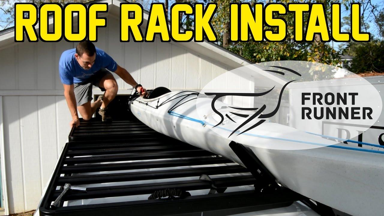 4 Runner Roof Rack