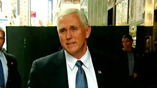 Mike Pence 'Excited' About Ben Carson Cabinet Pick