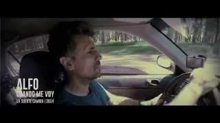 ALFO - Cuando me voy (Video Lyric)