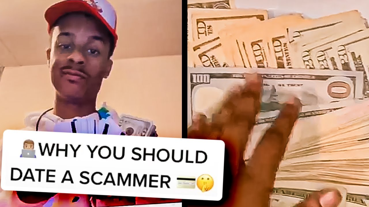 Download Scammer Snitched on HIMSELF for TikTok clout...
