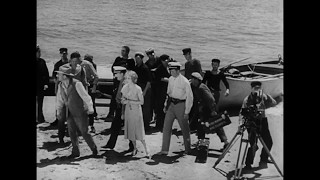 King Kong (1933) — The Film Crew Land On The Island