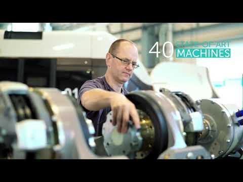 Production facilities of Unitsky String Technologies, Inc.