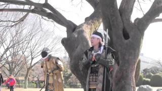 2014.12.27 名古屋城 午前座談会(利・清・亀) 冒頭数分切れてます・・・...