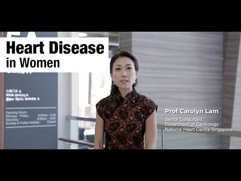 Heart Disease in Women: What You Should Know