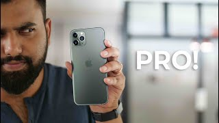The iPhone 11 Pro!