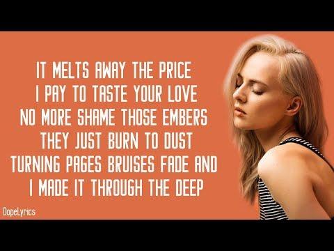 Madilyn Bailey - Wiser (Lyrics)