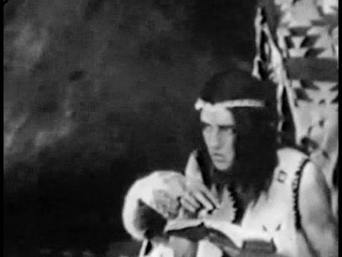 """The Yaqui Cur"" (1913) director D. W. Griffith starring Robert Harron"