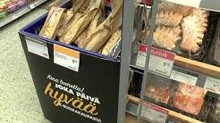 Kauppias Mikko Salmia K-market Vehmainen Tampere