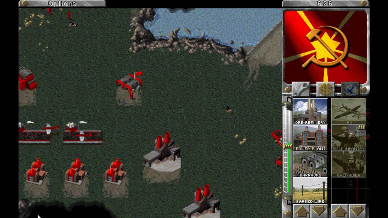 Command and conquer red alert 3 pc free