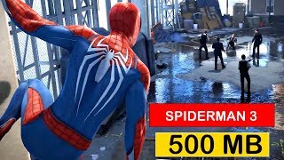 (500 MB) How To Download Spiderman 3 - Spiderman 3 PC Game Highly Compressed