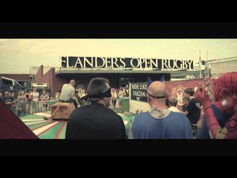 Flanders Open Rugby 2014 | official aftermovie