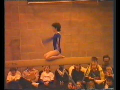 AIM Interzone National Team Gymnastics Championships March 1988