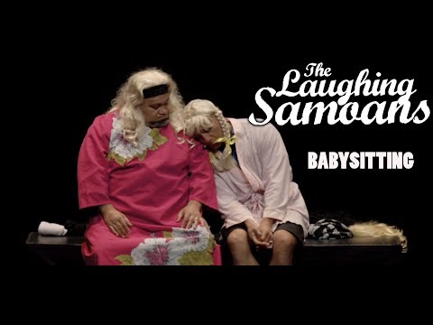 The Laughing Samoans - 'Baby Sitting' from Island Time