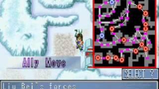 Dynasty Warriors Advance Gameplay (part 2)