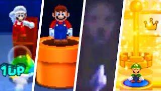 Super Mario 3D Land - All Secrets & Easter Eggs