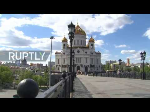 Russia: Thousands queue to see St. Nicholas relics in Moscow