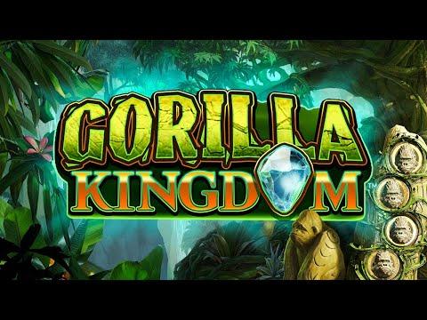 Gorilla Kingdom™ Slot by NetEnt