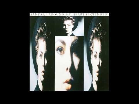Sandra - Around My Heart ( Extended Version ) ( 1989 )