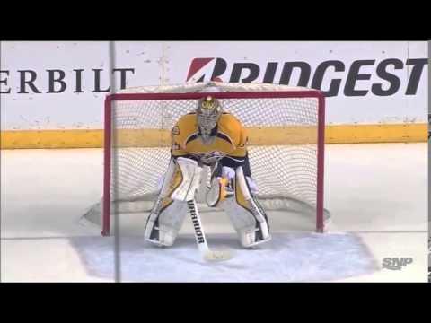 Canucks vs Predators - Shootout - 3/31/15 - HD