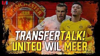 TRANSFERTALK: Sancho & Bale ploeggenoten Van de Beek bij United? En Thiago naar Liverpool?