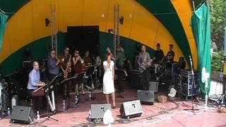 Hommage à Aretha Franklin au Festival de Jazz et Blues d