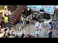 """Surfer Blood at SXSW   """"Floating Vibes""""   Fender"""