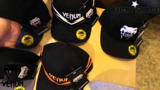 Видеообзор на кепку VENUM SNAPBACK