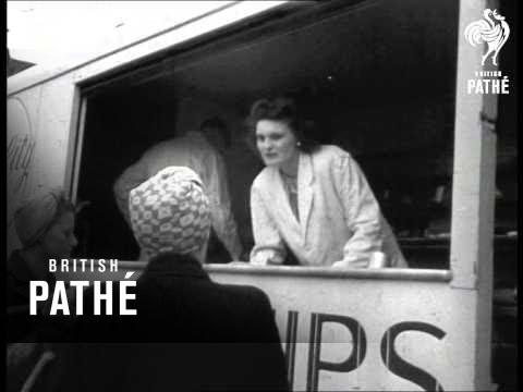 Mobile Fish Shop (1948)