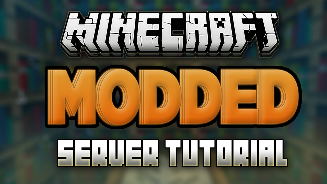 How to Make a Modded Minecraft Server 1 12 2 (Forge)
