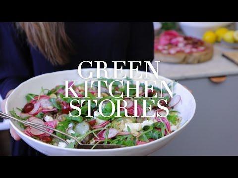 Mediterranean salad with five grains | Green Kitchen Stories