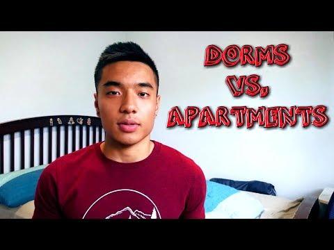 Dorms vs. Apartments - University of Washington
