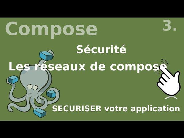 DOCKER COMPOSE - 3. LES RESEAUX
