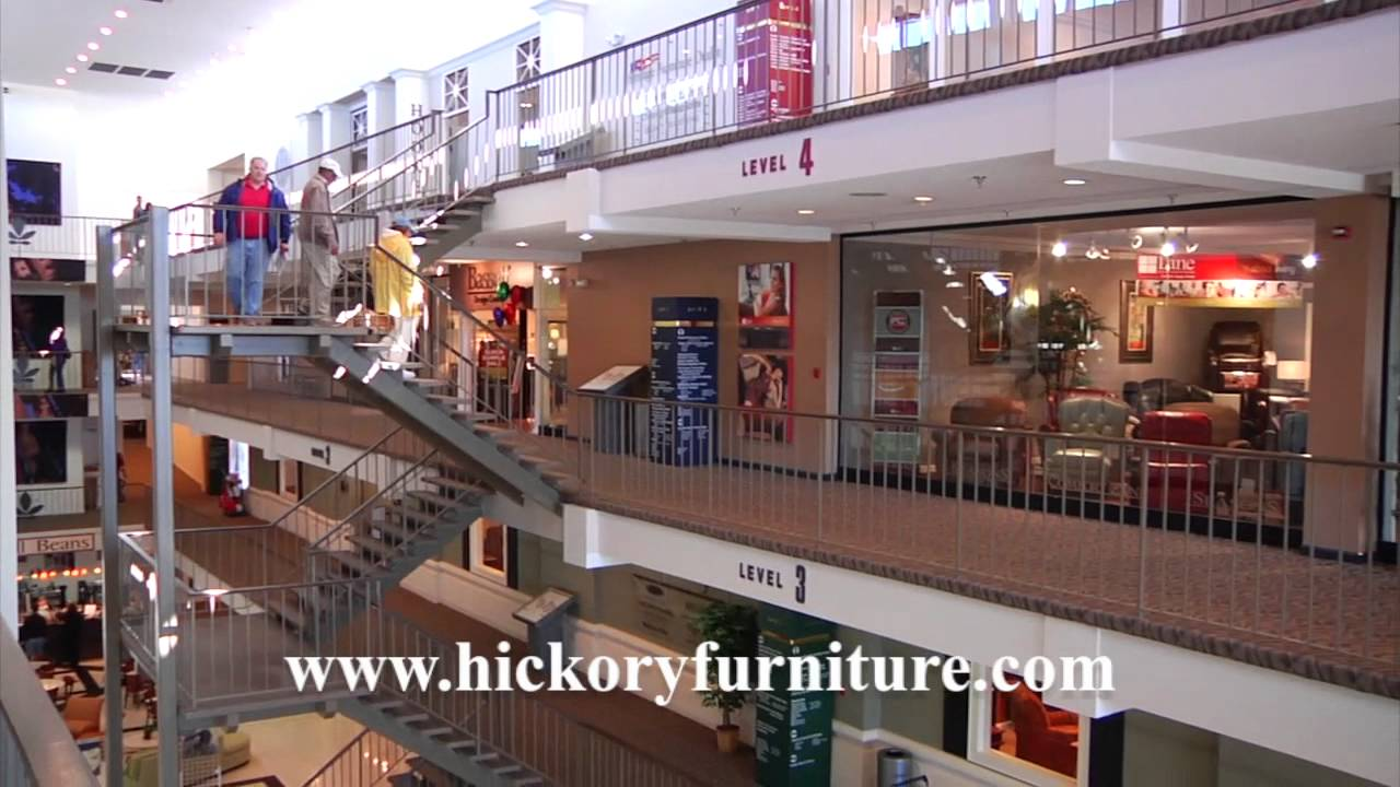 Hickory furniture mart through the years short version for Furniture mart