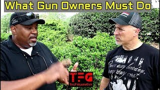Mark Robinson Explains What Gun Owners MUST Do - TheFireArmGuy