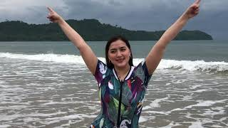 BEACH Fun in PALAWAN with ARA Mina, BARBIE Imperial & Other CELEBS! Thanks to SKYJET Airlines!