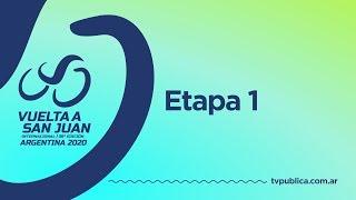 Vuelta A San Juan 2020 Etapa 1 En Vivo