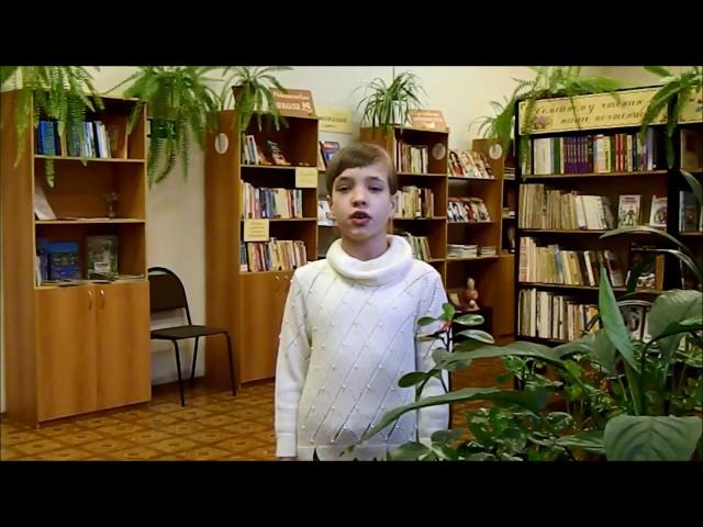 Изображение предпросмотра прочтения – ВероникаХавченко читает произведение «Осень (Листья вполе пожелтели…)» М.Ю.Лермонтова