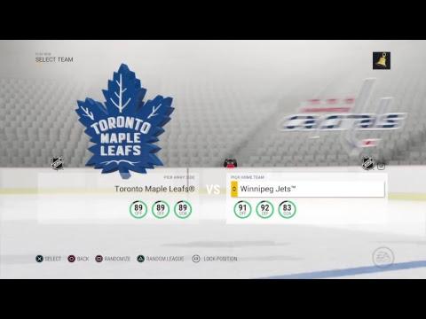 Ottawa Senators vs Edmonton Oilers (Connection was lost)