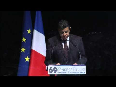 Conclusion de Xavier BEULIN, Président de la FNSEA