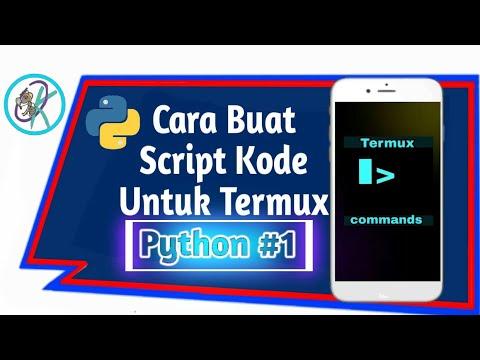 Membuat Aplikasi Android Python