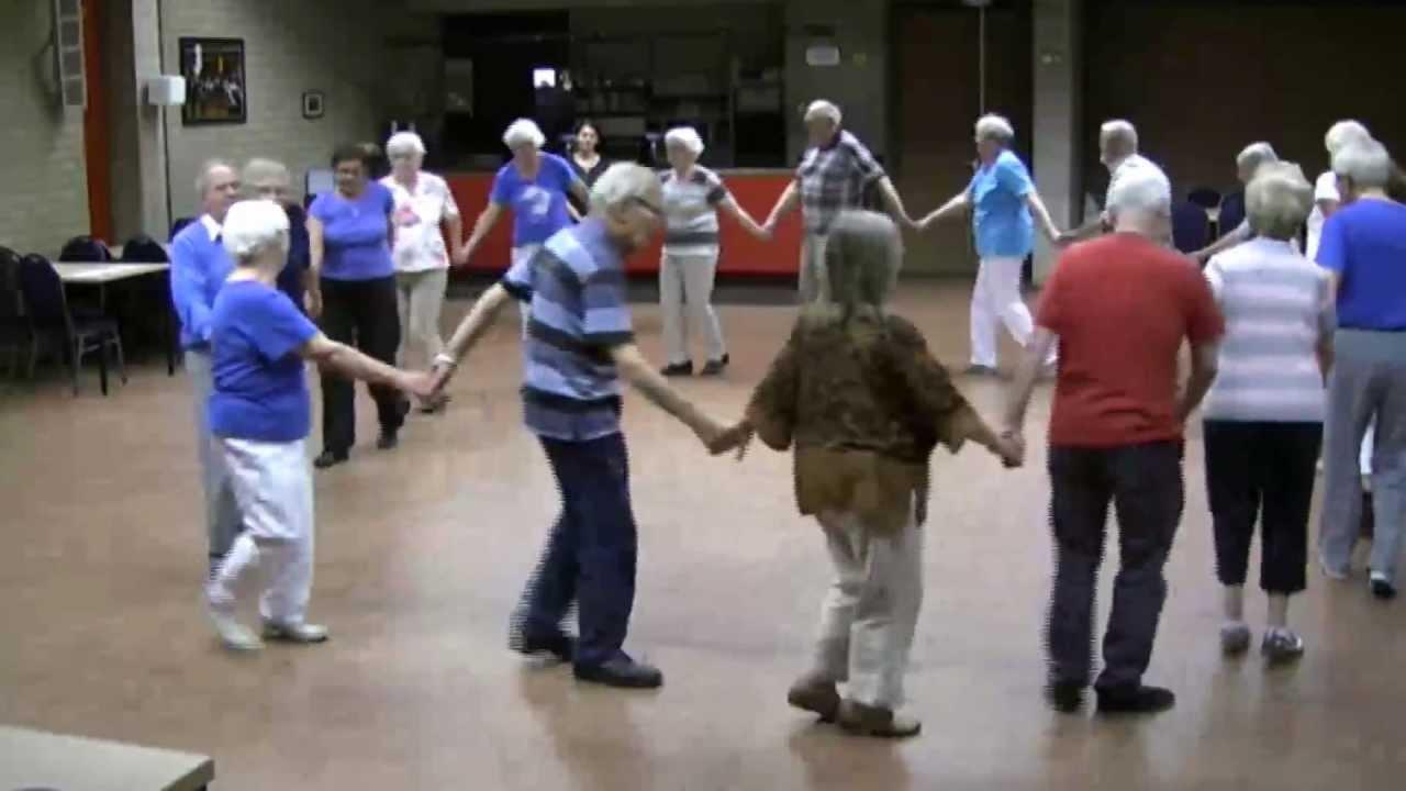 Senioren dans groep youtube for Dans youtube