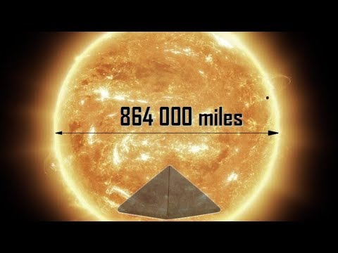 Pyramid and Antartica, The Time of the Revelation has come.