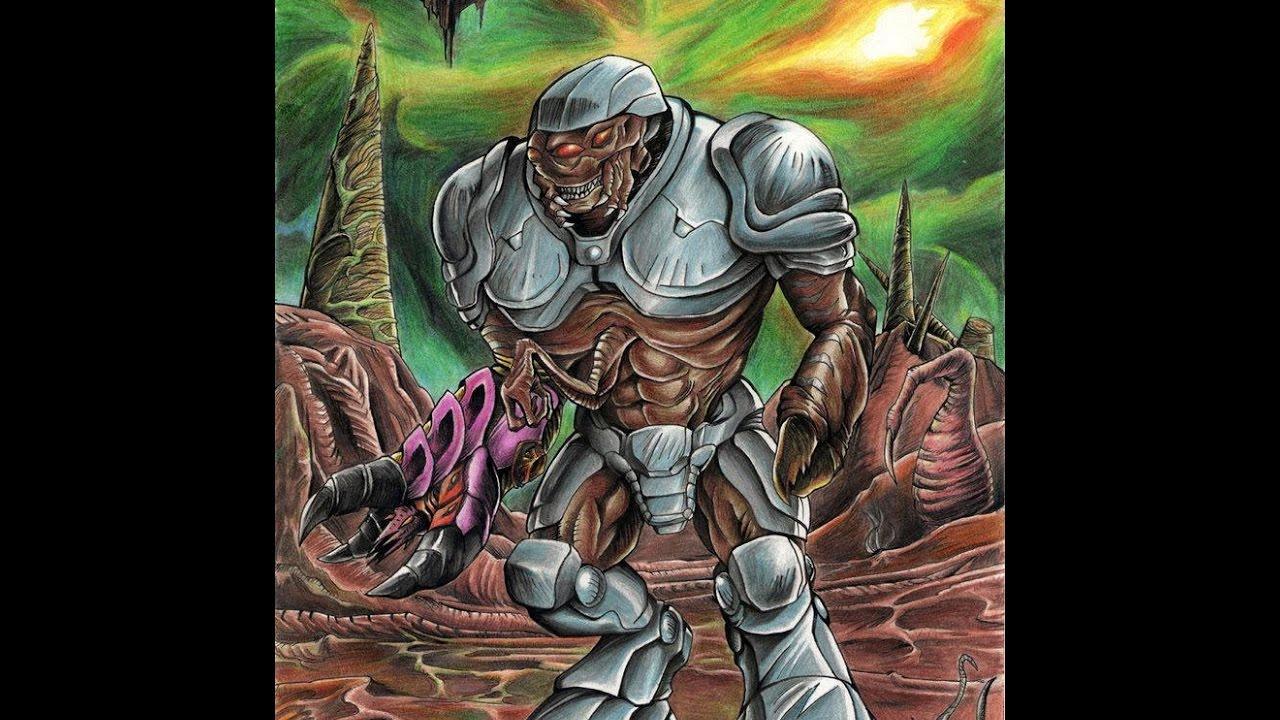 Half-Life Podcast: Alien Grunt - YouTube