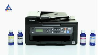 Огляд МФУ Epson Workforce WF-2630