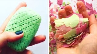 Фото The Most Satisfying Videos Of Soap Cutting Soap Crushing And Soap Cubes Oddly Satisfying Asmr 62