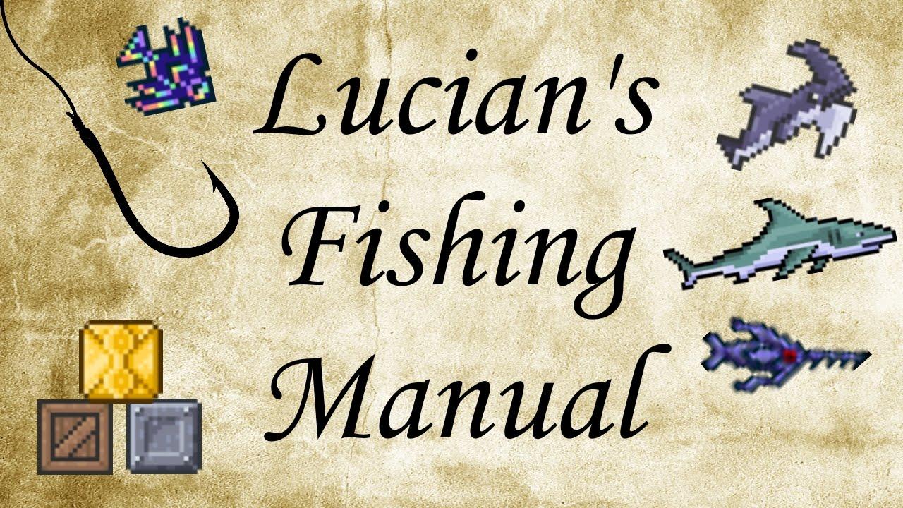 Рыбалка — Terraria Wiki