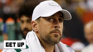 The Packers shouldn't have relied on Aaron Rodgers' heroics vs. the Eagles - Jonathan Vilma   Get Up