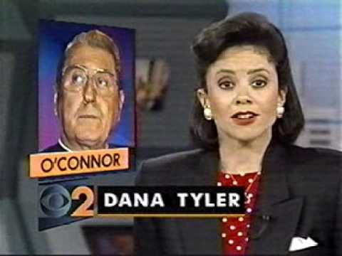 WCBS NY NEWS-May 7, 1993-Dana Tyler, Lisa Rudolph