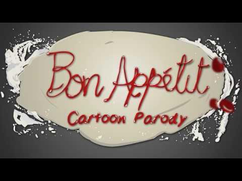 Katy Perry - Bon Apetit ft. Migos (CARTOON PARODY )