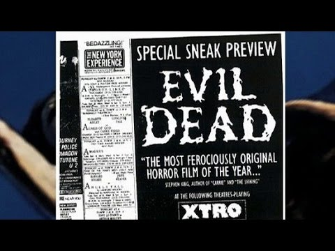 The Evil Dead - The Untold Saga [Documentary]